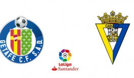 Getafe CF - Cádiz CF (Liga Santander)
