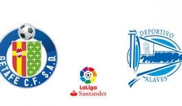Getafe CF - Deportivo Alavés (Liga Santander)