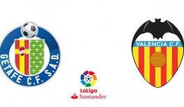 Getafe CF - Valencia CF (Liga Santander)