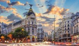 Visita Madrid: Homenaje a los olvidados. Gran Vía / Edificio Metrópolis