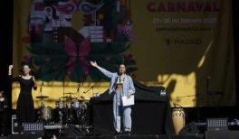Javiera Mena, pregonera Carnaval de Madrid 2020