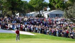 John Rahm. Acciona Open de España 2021