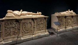 Visita La Latina y el Museo de los Orígenes. Sepulcros de Beatriz Galindo, La Latina, y de su esposo Francisco Ramírez de Madrid, El Artillero.