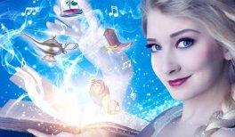 Los sueños de Elsa. Tributo a Frozen