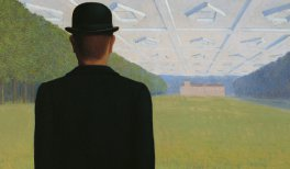 René Magritte. El gran siglo, 1954. Kunstmuseum Gelsenkirchen. © René Magritte, VEGAP, Madrid, 2021