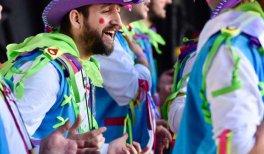Murgas y chirigotas Carnaval Madrid 2018