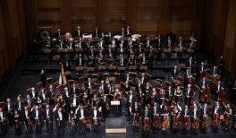 Orquesta Sinfónica de Madrid. Dan Ettinger