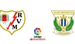 Rayo Vallecano - CD Leganés (LaLiga SmartBank)
