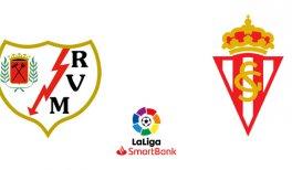 Rayo Vallecano - Real Sporting de Gijón  (LaLiga SmartBank)