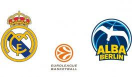 Real Madrid - Alba Berlín (Euroliga. Jornada 6)