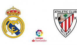Real Madrid - Athletic Club Bilbao (Liga Santander)