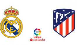 Real Madrid - Atlético de Madrid (Liga Santander)