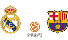 Real Madrid – Barça (Euroliga)