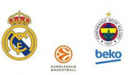 Real Madrid - Fenerbahçe Istanbul (Euroliga. Jornada 5)