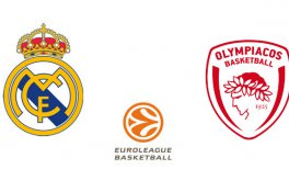 Real Madrid - Olympiacos Piraeus (Euroliga. Jornada 18)