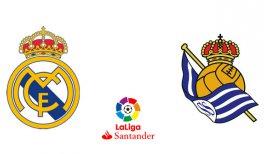 Real Madrid - Real Sociedad (Liga Santander)