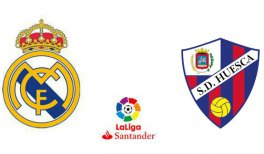 Real Madrid - SD Huesca (Liga Santander)