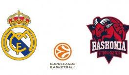 Real Madrid - TD Systems Baskonia (Euroliga)