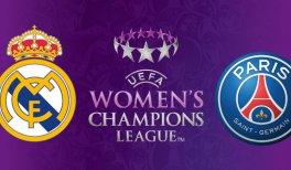Real Madrid Femenino - Paris Saint-Germain Football Club Femenino (UEFA Women's Champions League)