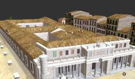 Visita virtual a la antigua Real Fábrica de Platerías