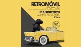 Retromóvil Madrid. XVIII Salón del Vehículo de Época