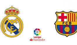 Real Madrid - FC Barcelona (Liga Santander)