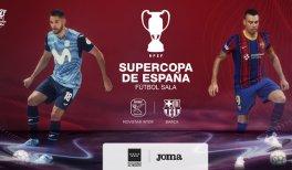 Supercopa de España de Fútbol Sala: Movistar Inter-Barça