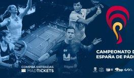XXXVII Campeonato de España de Pádel