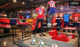 Atlético de Madrid Store (Wanda Metropolitano)