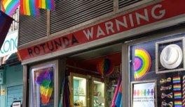 Rotunda Warning