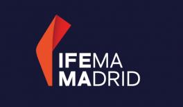 Ifema. Feria de Madrid: Logo abril 2021