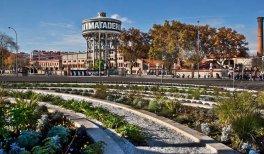 Matadero Madrid. Foto: Francesco Pinton