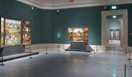 Nueva sala de El Bosco. Museo del Prado 1