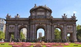 Puerta de Alcalá. Patrimonio Mundial