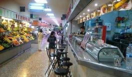 Cafetería Lily (© Marién Ladrón de Guevara. Blog Te veo en Madrid)