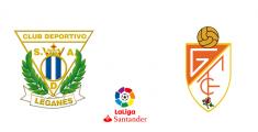 CD Leganés - Granada CF (Liga Santander)