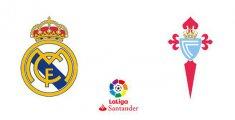Real Madrid - RC Celta de Vigo (Liga Santander)