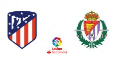 Atlético de Madrid - R. Valladolid CF (Liga Santander)