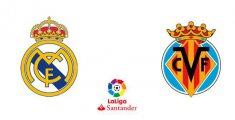 Real Madrid - Villarreal CF (Liga Santander)