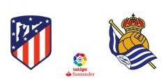 Atlético de Madrid - Real Sociedad (Liga Santander)
