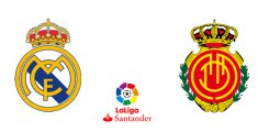 Real Madrid - RCD Mallorca (Liga Santander)