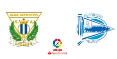 CD Leganés - Deportivo Alavés (Liga Santander)