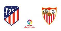 Atlético de Madrid - Sevilla FC (Liga Santander)