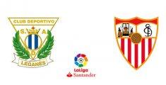 CD Leganés - Sevilla FC (Liga Santander)