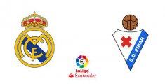 Real Madrid - SD Eibar (Liga Santander)