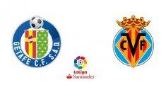 Getafe CF - Villarreal CF (Liga Santander)