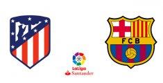 Atlético de Madrid - FC Barcelona (Liga Santander)