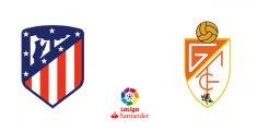 Atlético de Madrid - Granada CF (Liga Santander)