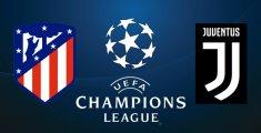 Atlético de Madrid - Juventus de Turín (UEFA Champions League)