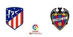 Atlético de Madrid - Levante UD (Liga Santander)